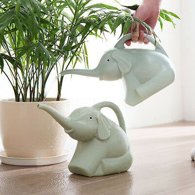 Elephant Watering Can Gallon Home Patio Lawn Gardening Plant Outdoor
