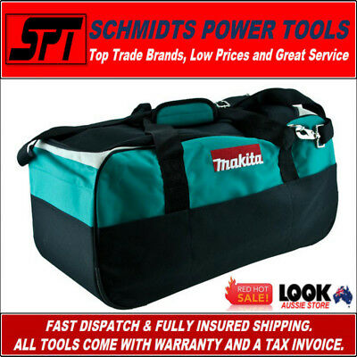 """MAKITA LXT 24"""" CONTRACTOR TOOL BAG LARGE COMBO KIT TOOLBAG 580mm 831278-2 - NEW"""