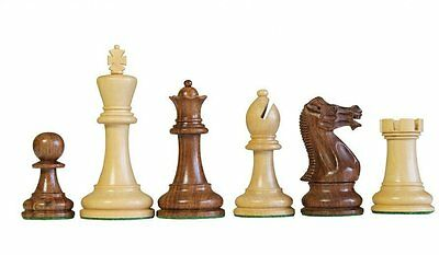 Executive Golden Rosewood Chessmen