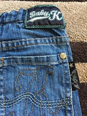 Boys Baby K Jeans Age 18-24 Months