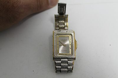 Antique Vintage Old Swiss  Longines Quartz  Mens Wrist Watch. Cal.978.2