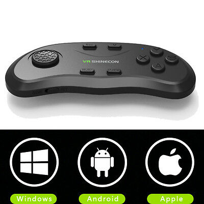 ABS Wireless Bluetooth VR Remote Gamepad Controller for Android Samsung iOS/PC