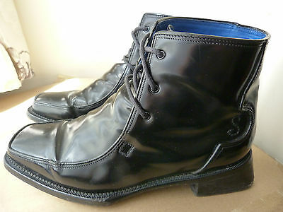 Oliver Sweeney Boots Mens Leather Boots Size UK7.5 (41.5)