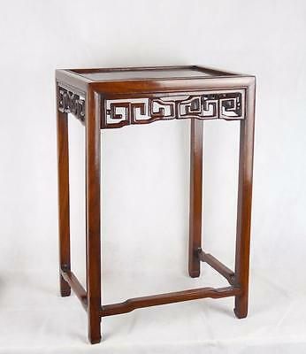 19th C Qing Dynasty Huanghuali Jichimu Wood Table