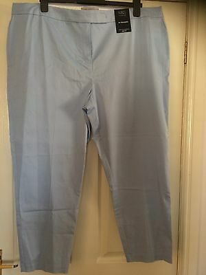 M&S Cropped Trousers Size 22