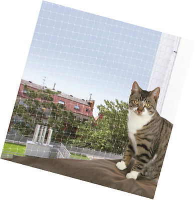 Trixie Filet de Protection Transparent 4 × 3 m pour Chat