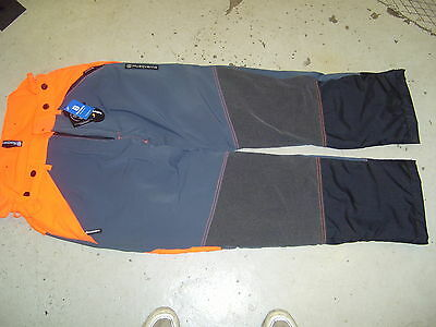 Husqvarna Class 1 Type C Chainsaw Trousers Size X Large