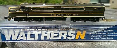 N Scale Locomotive Walthers DL-109 New Haven