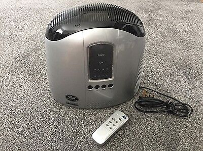 Prem-I-Air Hepa Air Purifier with Ioniser and Remote Control Mint Condition