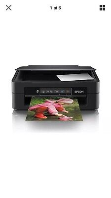 Epson Expression Home XP-245 All-in-One Colour Inkjet Printer With Setup INK