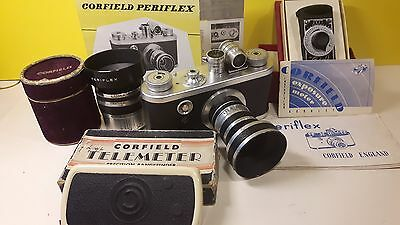 Corfield Periflex 1 With extras