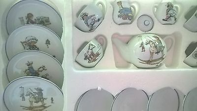 Children's Porcelain Tea Set