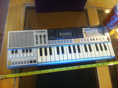 Casio PT-50 PT50 Keyboard Retro Music Electronic