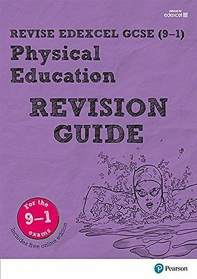 REVISE Edexcel GCSE 9-1 Physical Education Revision Guide REVISE Edexcel GCSE PE