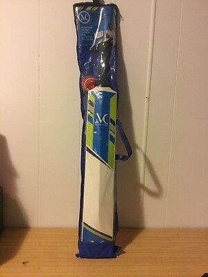 MC Basic Wooden Cricket Set Size 6 Michael Clarke New