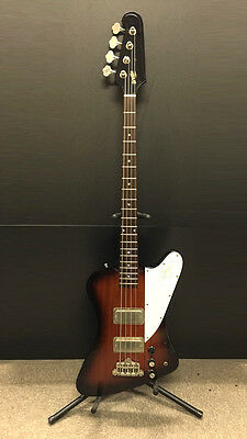 1996 Orville by Gibson Thunderbird Made in Japan Used Electric Bass Guitar
