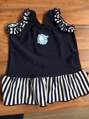 Splash About Frou Frou Water Babies Swimming Costume Size Medium (3-8 Months)