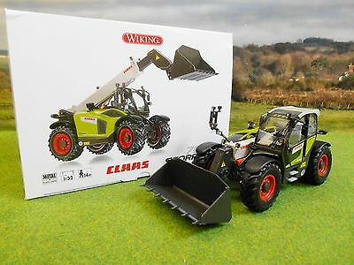 Wiking Claas Scorpion 7044 Telehandler 1/32 7347 *boxed & New*