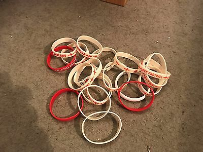 job lot rubber wrist bands