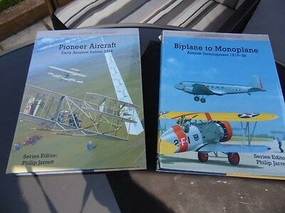 Putnam's History of Aircraft (2 & 5) - Biplane to Monoplane & Pioneer Aircraft