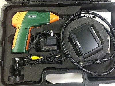 Extech BR200 Video Borescope