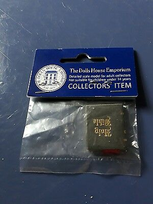 Holy Bible, Dolls House Miniature 1.12 Scale Church Book, Religion