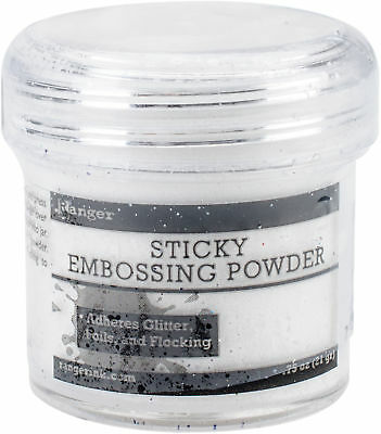 Embossing Powder 1oz-Sticky