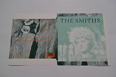 The Smiths Stop Me original Rough Trade un released U.K sleeve Morrissey