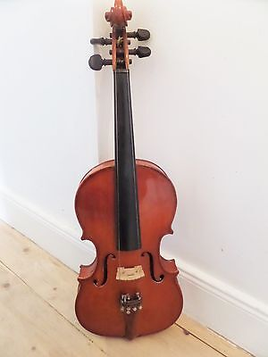 4/4 Stentor Student Violin - needs strings, chinrest and bow
