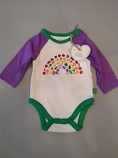 Little Bird Girls/Boys Babygro/top 9 - 12 Months BNWT. Jools Oliver