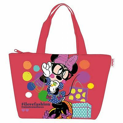 Bolso De Playa Minnie (10429)