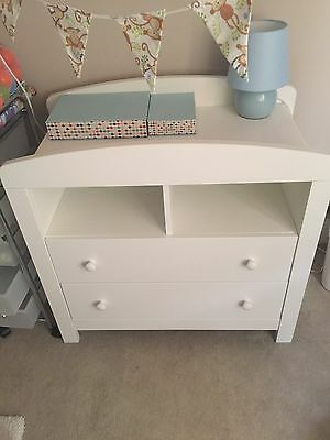 Mothercare Baby Changing Unit