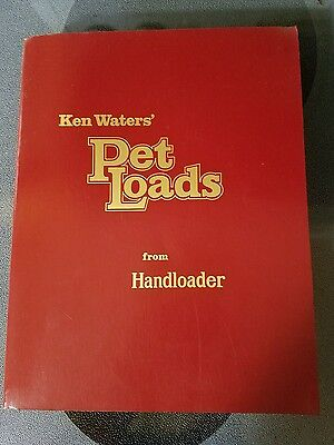 Pet Loads the Third Edition by Ken Waters, (Paperback), Wolfe Pub Co