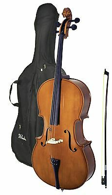 Windsor Cello 4/4 Size with Bag. From the Official Argos Shop on ebay