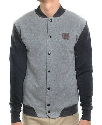 TURBOKOLOR - Woda Jacket - Grey / Graphite Heather  - Medium