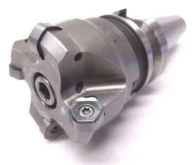 "CLEAN! WIDIA 2"" INDEXABLE FACE MILL w/ BT30 SHANK - #M1200D200Z04S075HN07"