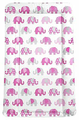 My Babiie Billie Faiers Pink Nelly Elephant Changing Mat. From Argos on ebay