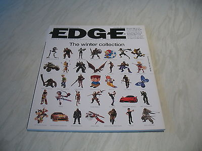 The Edge magazine # 130 issue December 2003 The Winter Collection