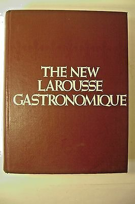 The New  Larousse  Gastronomique     History And Recipes Of Cooking  1978