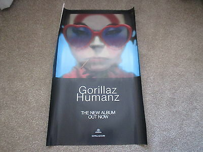 Gorillaz Humanz Large Promotional Poster