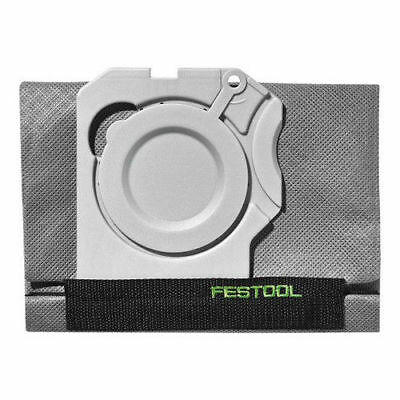 Festool Long-Life Filter Bag for CT SYS Dust Extractor 500642 New