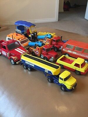 Collection Of Matchbox & Tonka Toys