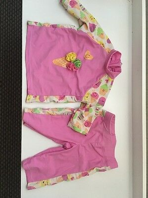 Tu Ice Cream Swimsuit Age 12-18 Months