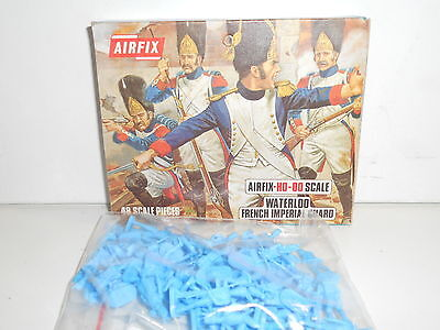 Airfix Vintage Box Waterloo French Imperial Guard Scala H0 01749-1 0080411