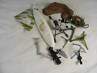 Mixed Lot of Action Figure GI Joe/Star Wars/Others Accessories