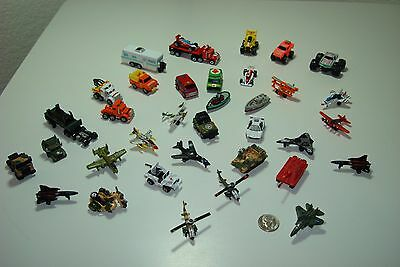 vintage Galoob Micro Machines vehicle assortment from the 80's!