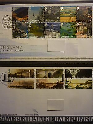 First Day Covers from 2000 - 2012 (97)