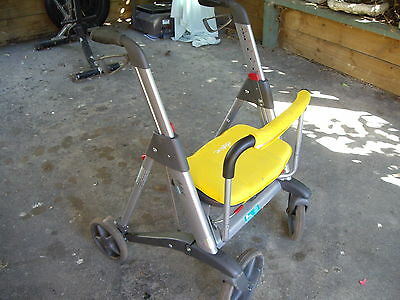 Actve by Access Mobility Walker Adjustable Height