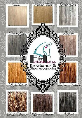 Australian MadeBrand New Double Thickness False Tail Tails All Colours