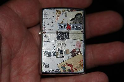 "Vintage Zippo Lighter ""the 50s"" used in great condition with display box"